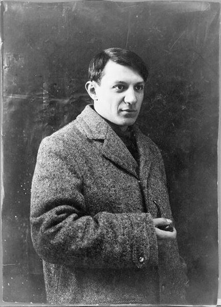 pablo picasso loved pigeons